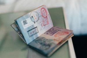 geldigheid paspoort stempels