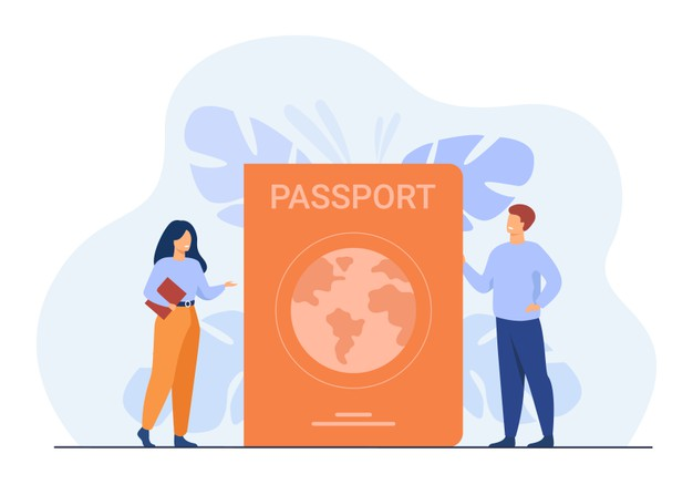 paspoort afbeelding